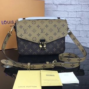 Louis Vuitton Pochette Métis Brand New